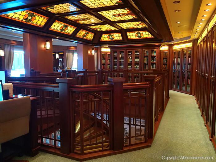 Bibliothèque du Queen Victoria