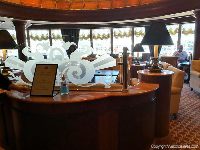 Le restaurant Princess Grill (1)