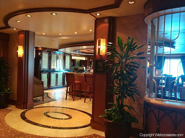 Le restaurant principal du Queen Victoria