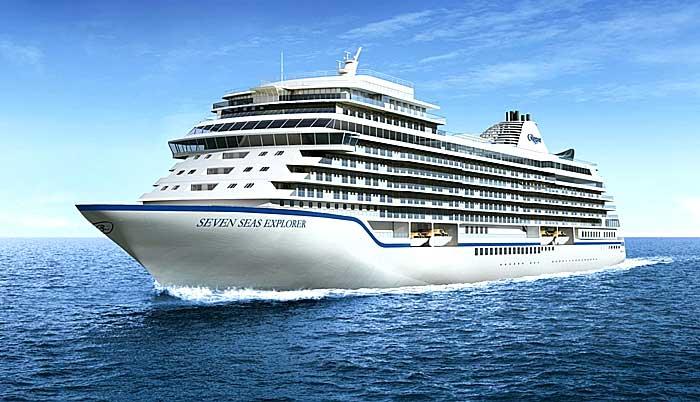 Le Regent Seven Seas Explorer