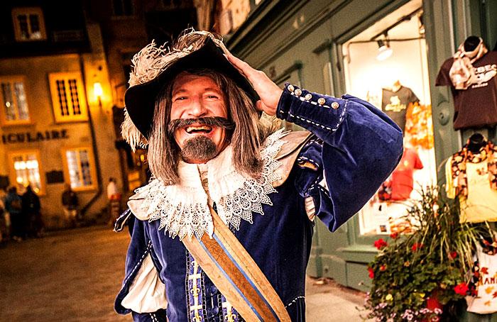 Monsieur de Champlain