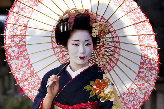 La Geisha : symbole du Japon par excellence