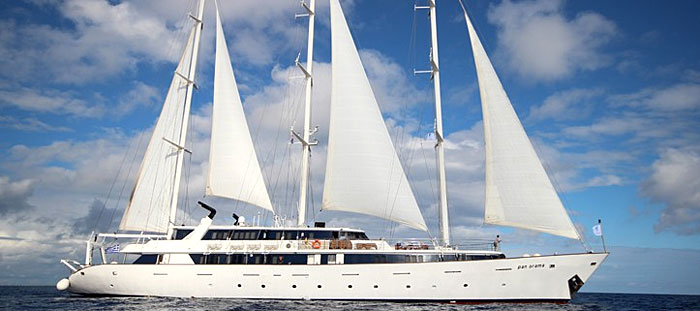 Le Yacht de luxe M/S Panorama