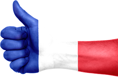 Le français est une langue qui est quand même bien représentée