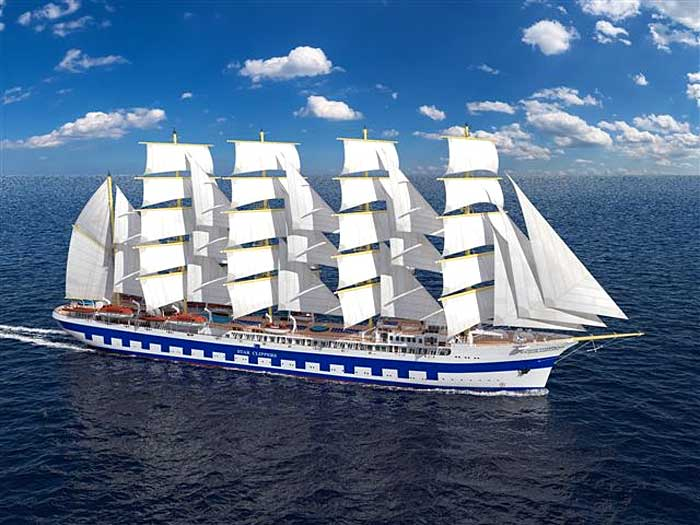 Le Flying Clipper de Star Clippers