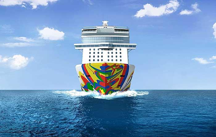 Le Norwegian Encore de Norwegian Cruise Line