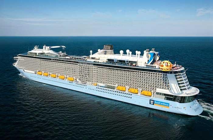 Le Spectrum of the Seas de Royal Caribbean
