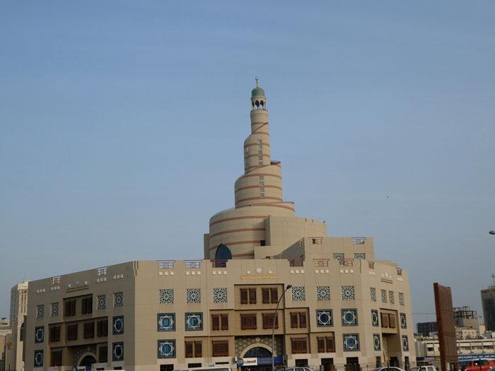 Une version moderne de la tour de Babel