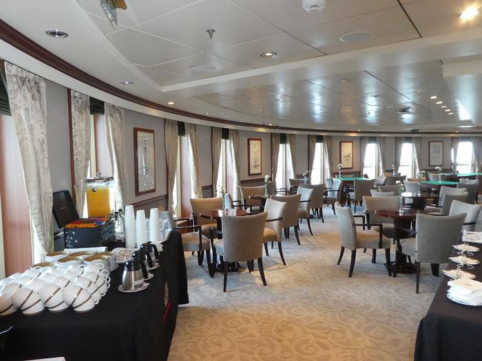 Salon pour passagers Tour du Monde
