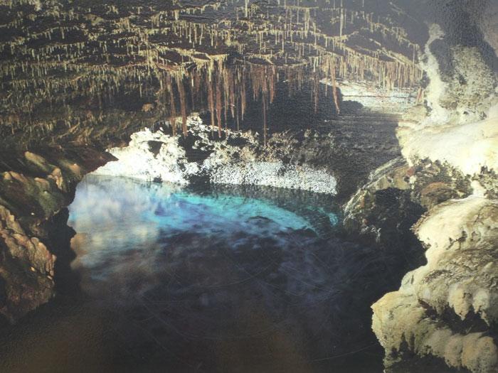Les tubes de lave et leurs spectaculaires formes géologiques