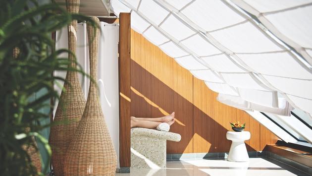 L'Aquamar Spa, le nouveau Spa deluxe d'Oceania Cruises