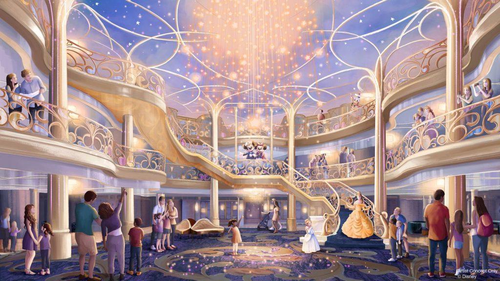 Le Disney Wish