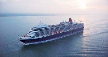 Cunard, Queen elizabeth