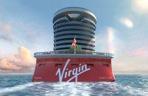 Le Scarlet Lady va bientôt effectuer ses premiers essais en mer pour sa croisière inaugurale en avril