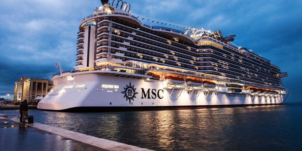 MSC Meraviglia : le nouveau géant des mers arrive en 2017 - Blog ...