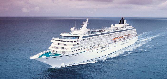 Crystal Cruises dévoile ses nouveaux