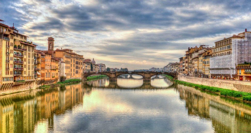 Florence fait elle aussi partie du nouveau catalogue de destinations de Crystal Cruises